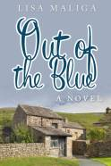 out of the blue a novel by lisa maliga