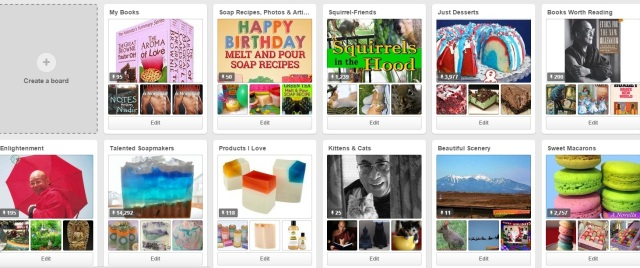 lisa maliga pinterest boards