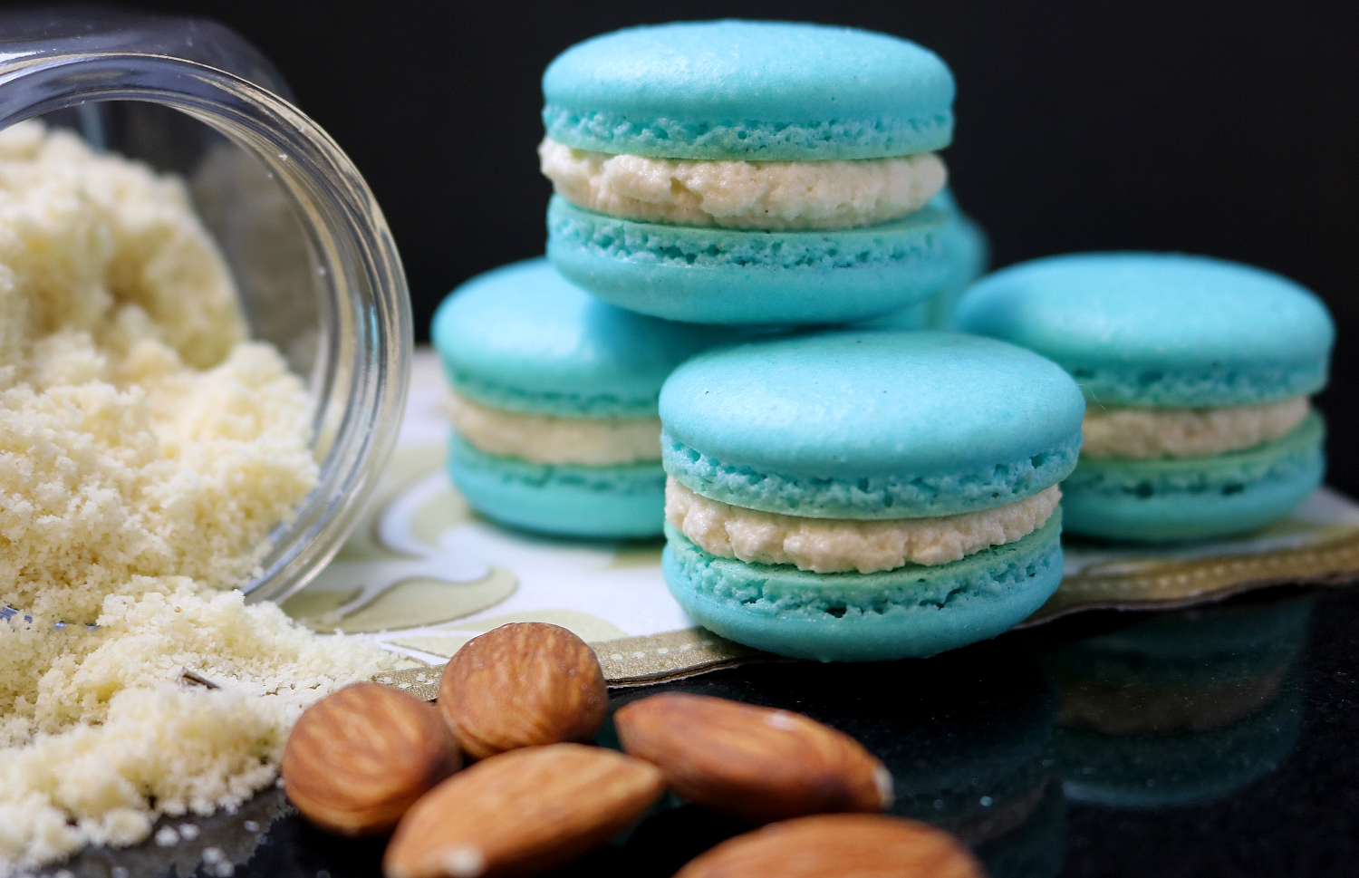 Baking Macarons: The Swiss Meringue Method ~ Excerpt
